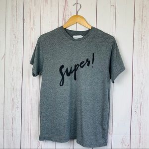 Sincerely Jules Women's Super Graphic Tee Size SM